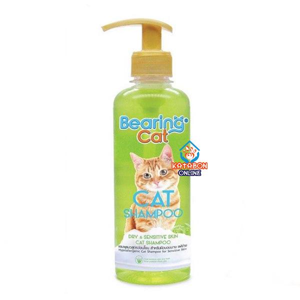 Bearing Cat Shampoo Dry and Sensitive Skin 350ml