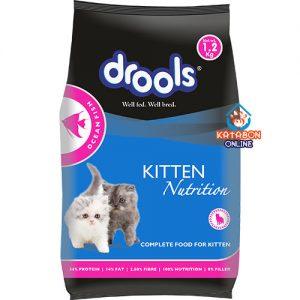 Drools Kitten Dry Cat Food Ocean Fish Flavour 1.2kg