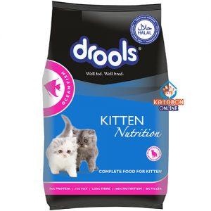 Drools Kitten Dry Cat Food Ocean Fish Flavour 3kg