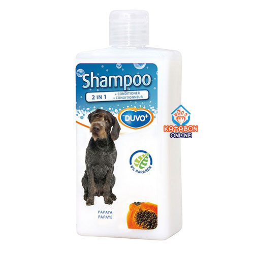 Duvo+ Dog Shampoo With Conditioner 2 In 1 250ml