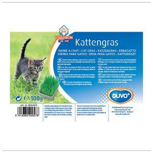 Duvo+ Healthy Cat Grass Seed 100g