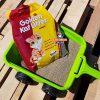 Golden Kat Cleapest Clumping Cat Litter Lemon Flavour 5kg