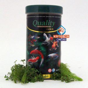 Quality Gold Aquarium Fish Food 200g