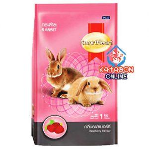 SmartHeart Rabbit Food Raspberry 1kg