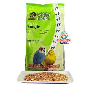 Witte Molen Country Budgerigar Bird Food 1kg