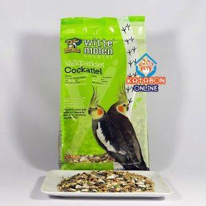 Witte Molen Country Cockatiel Bird Food 1kg