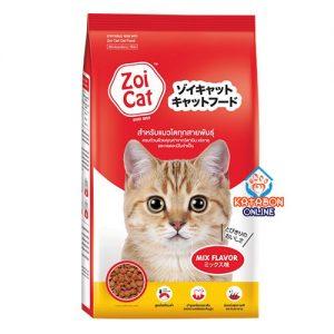 Zoi Cat Adult Dry Cat Food Mix Flavour 1kg