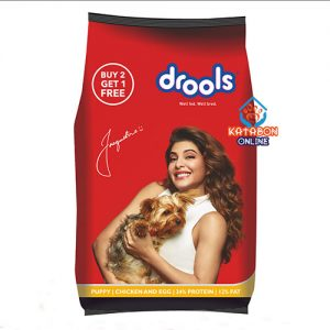 Drools Puppy Dog Food Chicken And Egg 400g (Buy 2 Get 1 Free)